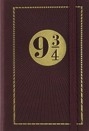J.K. Rowling's Wizarding World: Travel Journal: Ruled Pocket Notebook
