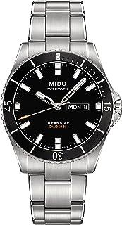 MIDO - OCEAN STAR CAPTAIN V RELOJ DE HOMBRE AUTOMÁTICO 42.5MM M026.430.11.051.00
