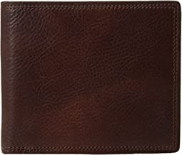 Dolce Collection - Eight-Pocket Deluxe Executive Wallet w/ Passcase