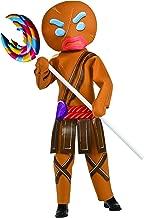 Shrek Child's Costume And Mask, Gingerbread Man Warrior Costume