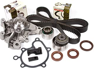 Evergreen TBK228WPT Fits Mazda MX6 626 Ford Probe 2.0 16V Timing Belt Kit Water Pump