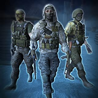 FPS Crossfire Ops Critical Mission