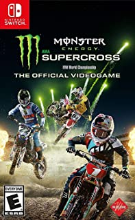 Monster Energy Supercross: The Official Videogame - Nintendo Switch