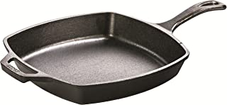 Best square cast iron frying pan Reviews