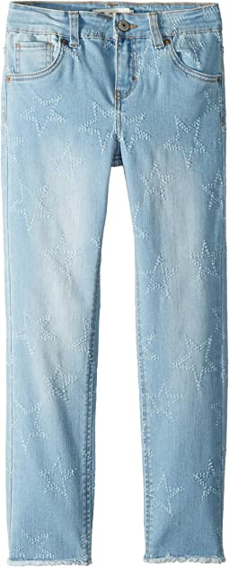 Ankle Girlfriend Jeans (Big Kids)