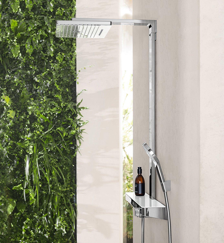 Hansgrohe 27168400 Rainmaker Select 420 columna de ducha, 4 tipos ...