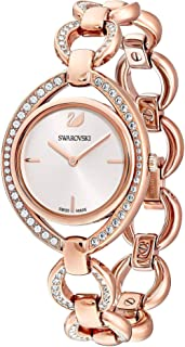 Ladies' Swarovski Stella Rose Gold-Tone Watch 5470415
