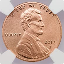 2017 s lincoln cent sp70