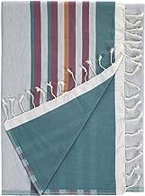Nine Space Marcel Beach Wrap, Fuchsia/Teal, 40 x 70