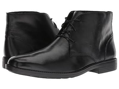 Bostonian Birkett Mid (Black Leather) Men
