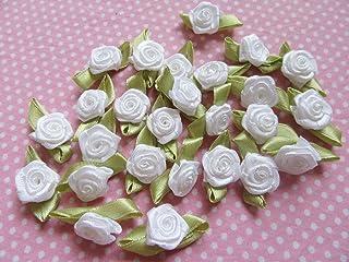 Satin Rolled Roses Aqua Satin Roses Single Face Satin Ribbon Satin Ribbon Rosettes 2 Satin Rosettes Aqua Satin Rolled Rosettes