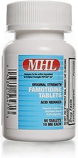 Famotidine 10 mg | 90 Count Tablets | Acid Reducer
