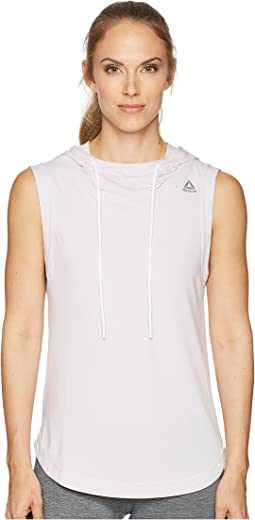 Workout Ready Sleeveless Hoodie