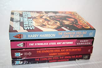 Harry Harrison's Stainless Steel Rat Collection: Joins the Circus; Returns; Gets Drafted; Sings the Blues
