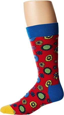 Beatles Flower Power Sock