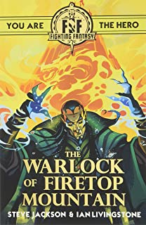 Fighting Fantasy:The Warlock of Firetop Mountain