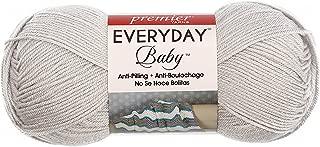 Premier Yarns DNE 101-11 Everyday Baby Yarn-Fog Gray