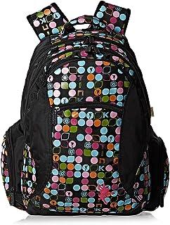 Disney Fairies School Backpack for Girls - Multi Color