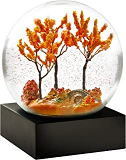 CoolSnowGlobes Autumn Cool Snow Globe