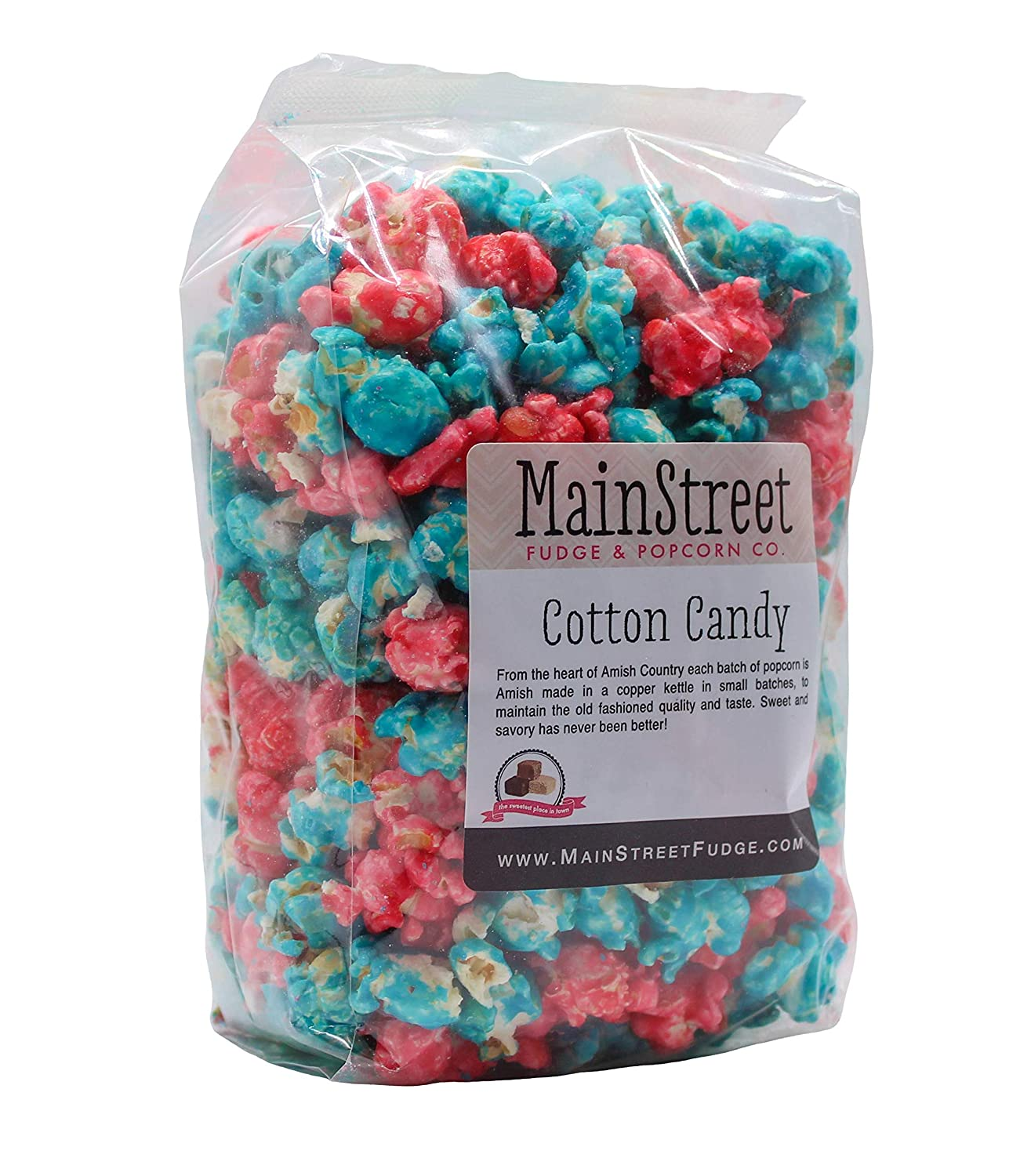 Cotton Candy Flavored Popcorn free Old 12 Ounce Al sold out. Goodness Fashioned Ba