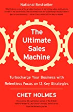 The Ultimate Sales Machine: Turbocharge Your Business with Relentless Focus on 12 Key Strategies Book PDF