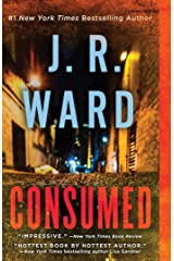 Consumed (1) (Firefighters series) ペーパーバック