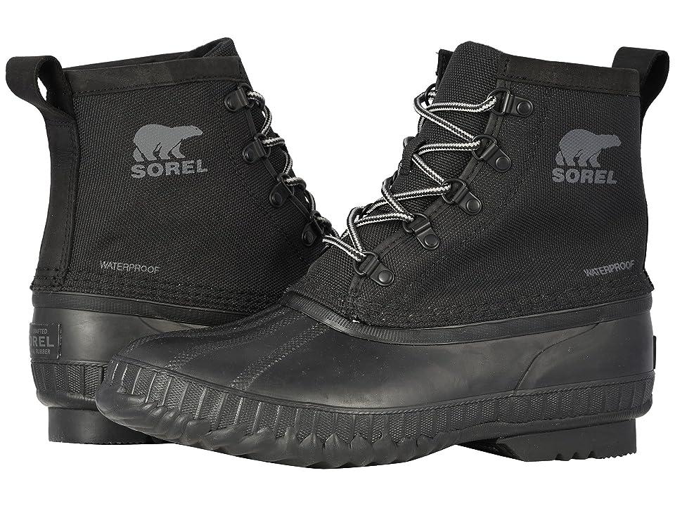 SOREL Ankenytm Mid Hiker (Black/Tobacco) Men