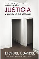 Justicia: ¿Hacemos lo que debemos? (Spanish Edition) eBook Kindle