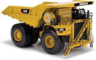 Norscot Cat 795F AC Mining Truck, Cat Yellow