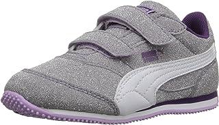 حذاء رياضي للأطفال من PUMA Steeple Glitz AOG V (للرضع/الأطفال الصغار)