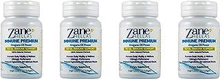 Zane Hellas Immune Premium Softgels. Immune Support. Multiple Defense System. Wellness Support. Provides Strong Antioxidants. 100% Herbal Solution. 240 Softgels. Buy 3 get 1 Free.