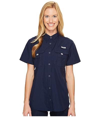 Columbia Bahamatm S/S Shirt (Collegiate Navy) Women