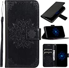 Leather Wallet Case for Xiaomi Redmi 7A Wallet Folding Flip Case with Kickstand Card Slots Magnetic Closure Protective Coverfor Xiaomi Redmi7A – TTCDD010626 Black Estimated Price : £ 7,19