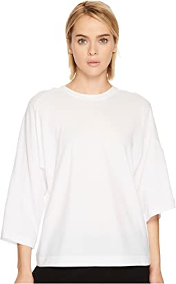 3/4 Sleeve Twist Tee