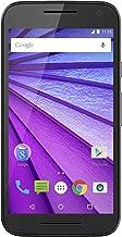 Motorola Moto G (3rd Generation) - Black - 8 GB - Global GSM Unlocked Phone (Renewed)