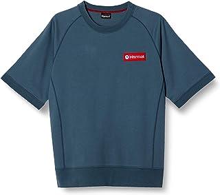 [マーモット] Tシャツ T/C Sweat H/S Crew / スウェットハーフスリーブクルー メンズ