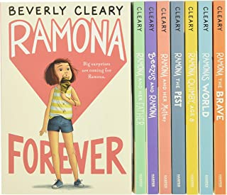 The Complete Ramona Collection: Beezus and Ramona, Ramona and Her Father, Ramona and Her Mother, Ramona Quimby, Age 8, Ram...