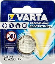 Varta CR2032 - Pila de botón de litio de 3 V, 1 unidad