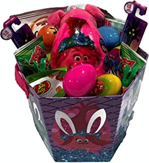 Easter Basket Featuring Trolls