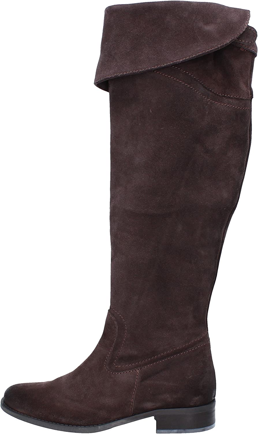 PAPRIKA Boots Womens Suede Brown
