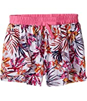 Splendid Littles - All Over Print Voile Shorts (Big Kids)