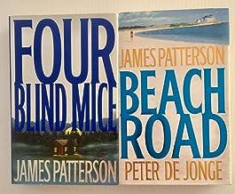 2 Books! 1) Four Blind Mice 2)  Beach Road