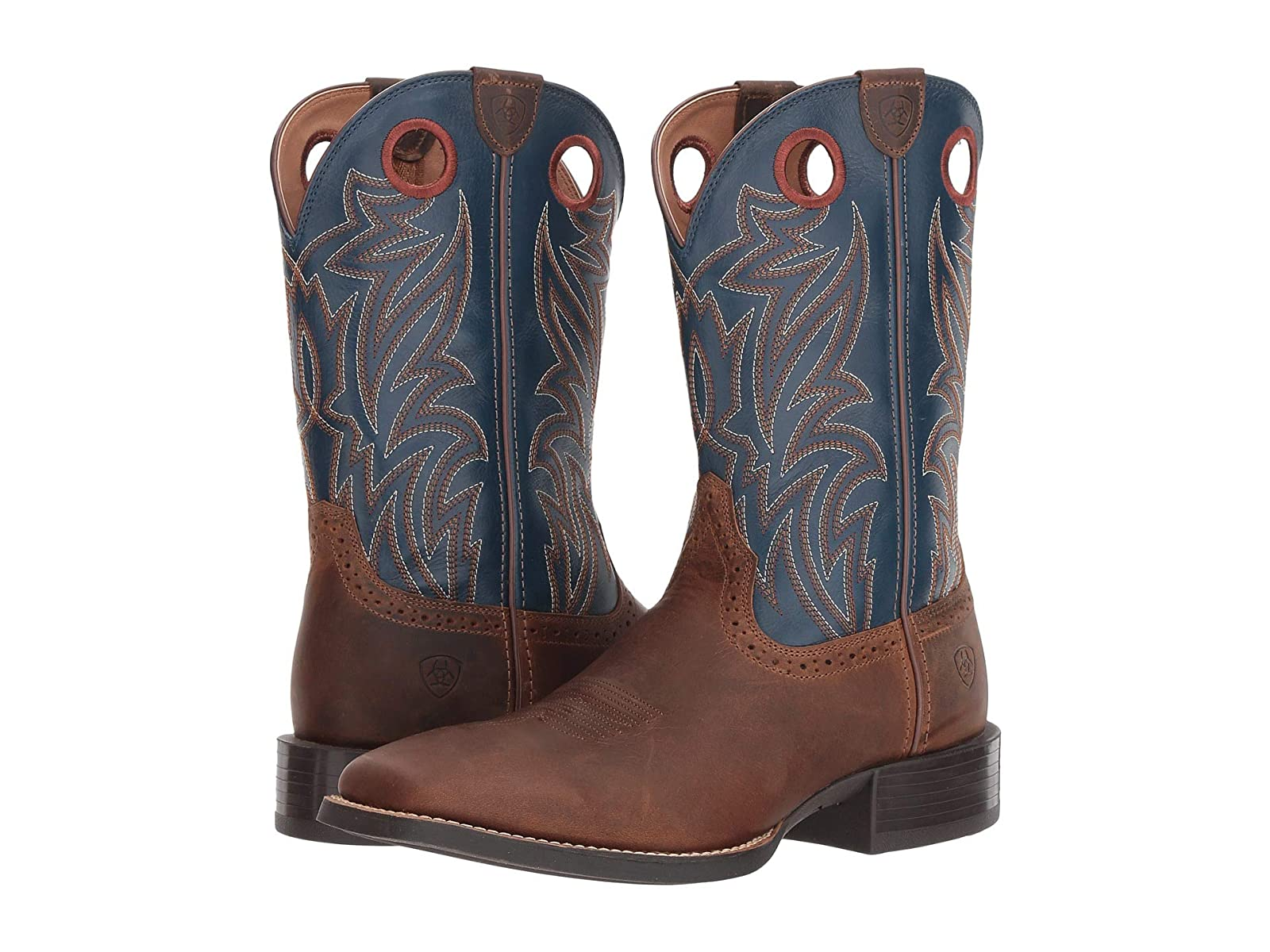 Ariat Sport SidebetSelling fashionable and eye-catching shoes