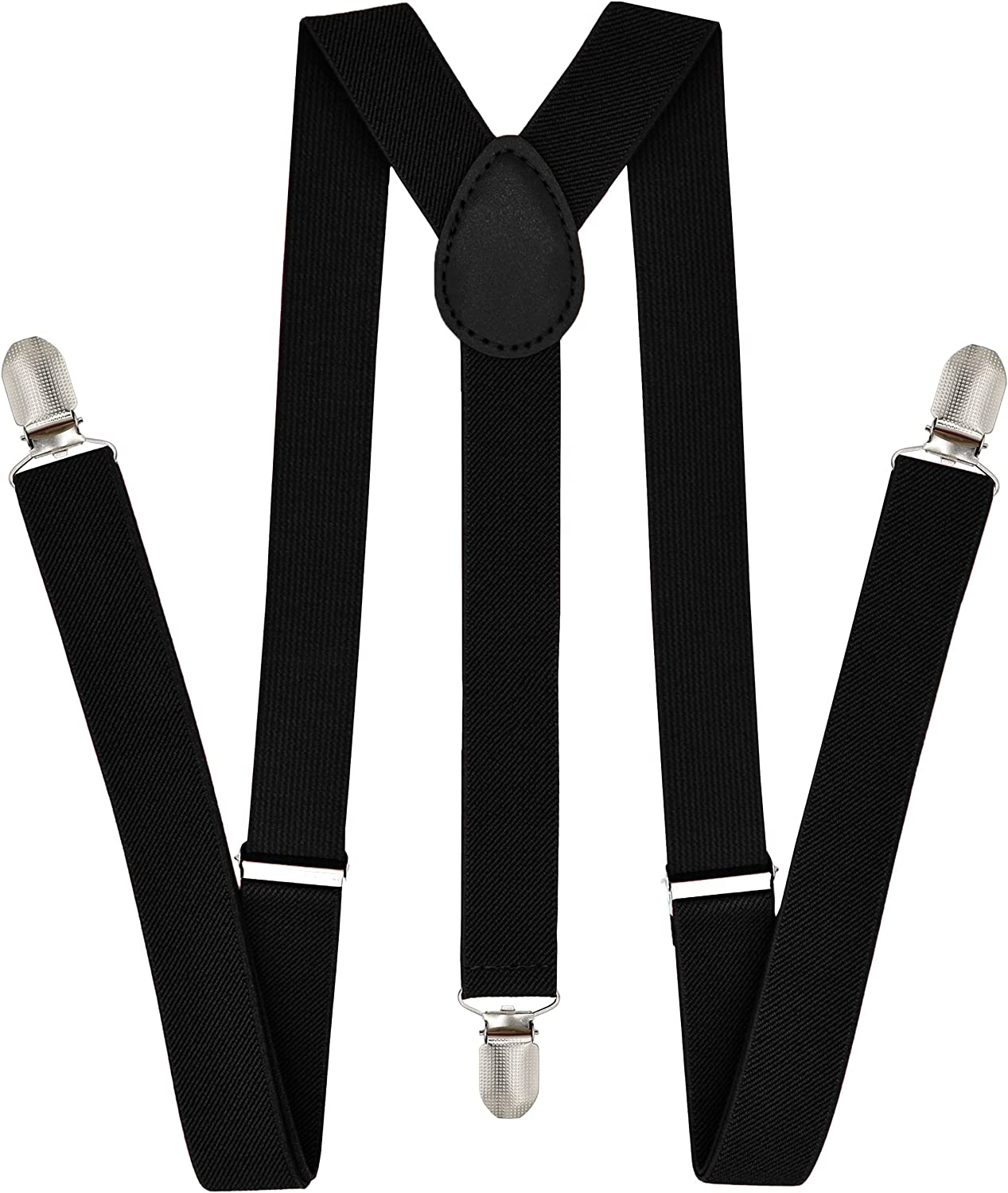 Trilece Suspenders for Men - Adjustable Size Safety and trust Wide inch Elastic 1 Quantity limited