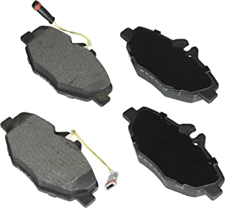Bosch BE727H Blue Disc Brake Pad Set with Hardware