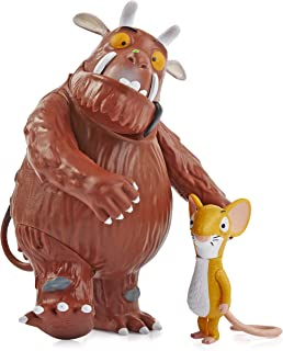 The Gruffalo and Mouse Twin Pack Collectable Action Figures | Articulated Character Play | Official Toys and Gifts from Th...
