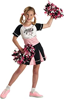 California Costumes All Star Cheerleader Child Costume, Small