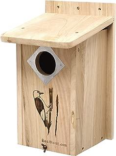 BestNest Classic Three-Woodpecker House