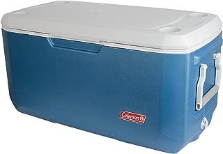 Coleman 120-Quart Cooler, Blue