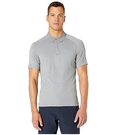 RYU Tech Polo Shirt (Titanium) Men